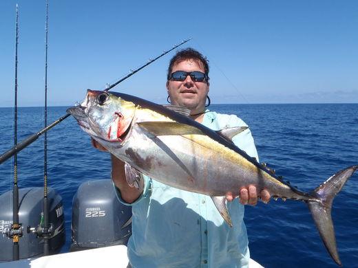 Offshore hustler fishing charters