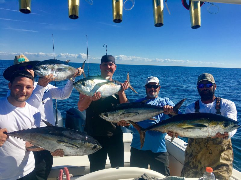 Opinion you Off shore hustler fishing charters