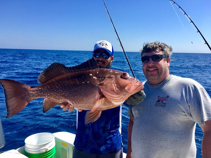 Well, that Off shore hustler fishing charters agree with